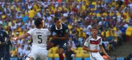 Copa 2014 - Alemanha vence França e está nas semifinais da Copa do Mundo