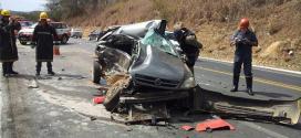 Segundo Polícia Rodoviária Federal (PRF), o motorista William Pereria da Silva de 24 anos e a passageira do carro Nair Pereria da Silva de 42 anos, morreram na hora.