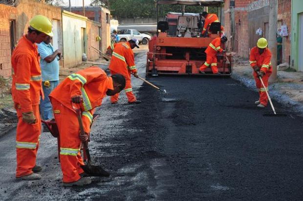 Montes Claros - Prefeitura inaugura pavimentação de 15 ruas neste domingo