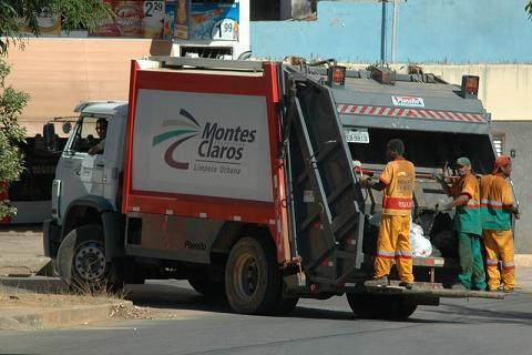Montes Claros - Taxa coleta de lixo pode chegar a R$ 400 em algumas residências