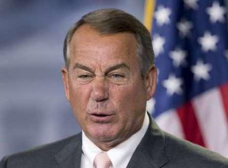 Boehner planeja uma audiência sobre a resolução no Comitê de Regras da Câmara na semana que vem