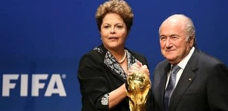 Eliminamos as dúvidas de todos aqueles que não acreditavam em nós, disse Dilma