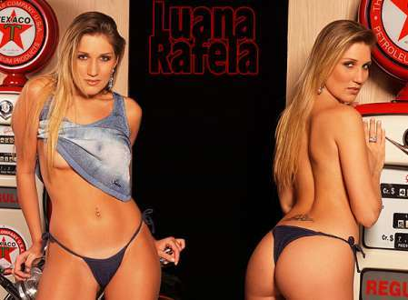 Super Gata do Dia - Luana Rafaela
