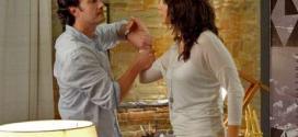 Verônica perde a paciência e ameaça dar tapa em Laerte