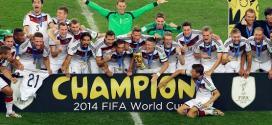 Copa 2014 - Alemanha vence Argentina e conquista o tetracampeonato mundial