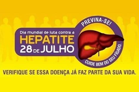 Brasil - Associações fazem campanha contra hepatite C em adultos