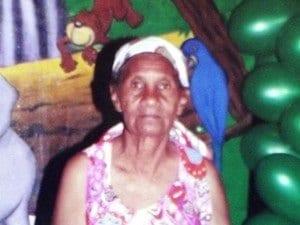 Urbana Ferreira Luz, de 78 anos, foi morta a pauladas na sala da própria casa, no Bairro Jardim Primavera, em janeiro de 2013.