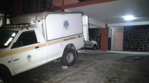 Corpo foi encontrado no apartamento da vítima, que possivelmente foi assassinada