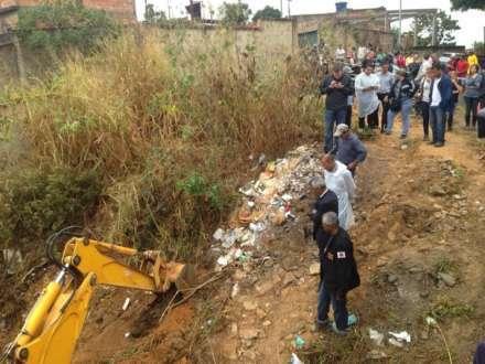 Buscas ocorreram em Vespasiano, na Região Metropolitana de Belo Horizonte