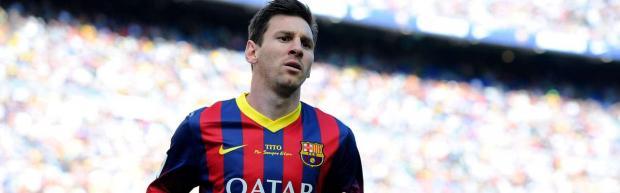 """Futebol - Acusado, Messi posta: """"leão não se preocupa com ovelha"""""""