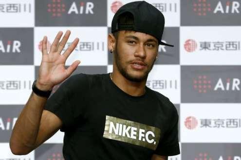 Futebol - Neymar garante que estará 100% na reapresentação do Barcelona