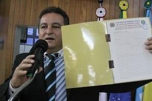 Vereador Diu Andrade deve apresentar anteprojeto para alteração de lei municipal
