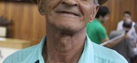 Izidinho comemora 62 anos ao lado do seu acordeom