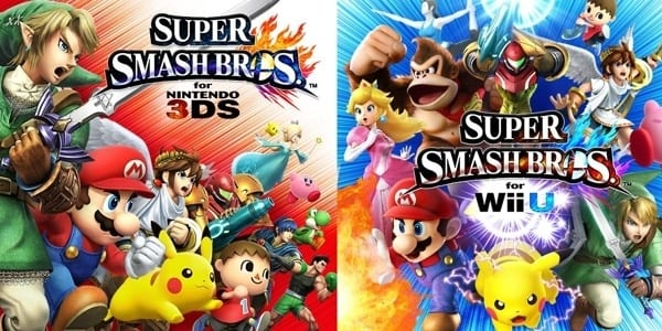 Games - Super Smash Bros ganha 3 novos personagens