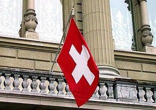 Funcionária faz selfies nua no Parlamento suíço
