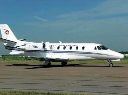 Jato de Eduardo Campos que caiu em Santos era um Cessna Citation