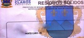 Montes Claros - Protesto contra taxa de lixo em Montes Claros reúne 50 pessoas