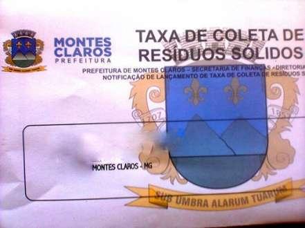 Montes Claros - Suspensão da taxa de lixo é arquivada pelos vereadores
