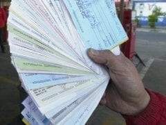 Número de cheques sem fundo batem recorde em julho