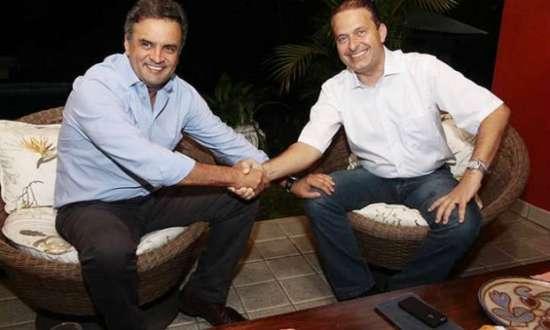 Principais adversários de Dilma nas eleições, Aécio e Eduardo comentaram vídeo polêmico publicado pela Veja