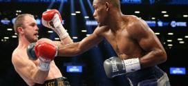 Jacobs conseguiu superar o câncer e retornou ao boxe em outubro de 2012