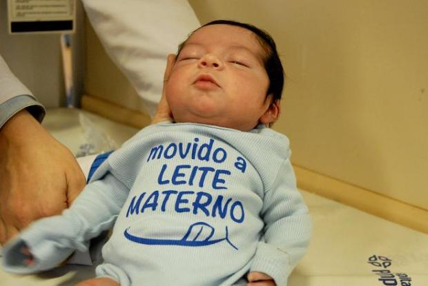 Montes Claros - Hospital Aroldo Tourinho comemora a 'Semana Mundial do Aleitamento Materno'
