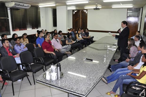 Montes Claros - Conselho Municipal de Juventude; Conquistas da juventude são citadas em posse de novos conselheiros