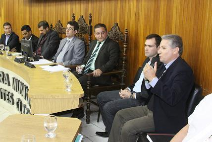 Montes Claros - Audiência Pública debate regularização de chacreiros