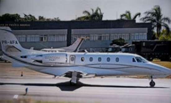 Piloto foi alertado pela Aeronáutica sobre o tráfego de drones na área