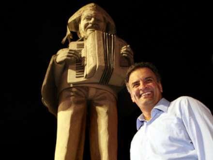 Eleições 2014 - Aécio Neves inicia maratona pelo Nordeste