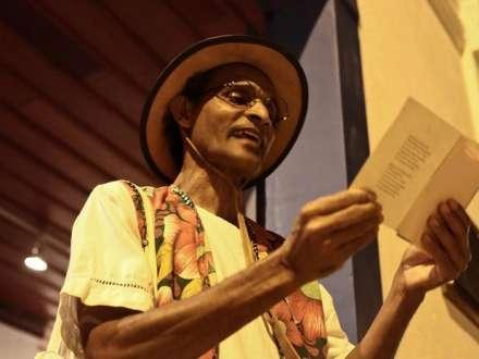 Aroldo Pereira, coordenador do Psiu Poético