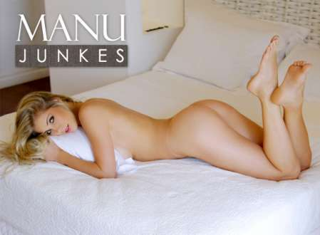 Super Gata do Dia - Manu Junkes