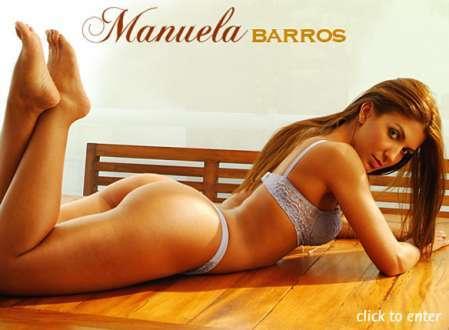 Super Gata - Manuela Barros