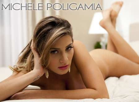 Super Gata do Dia – Michelle Poligamia