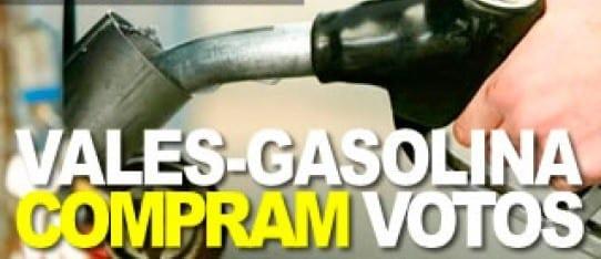 Norte de Minas - Correligionários do candidato a Deputado Estadual GIL PEREIRA compram votos em São João da Ponte