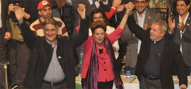 Dilma em Montes Claros -  Se o governo faz a sua parte, as pessoas mudam suas vidas!