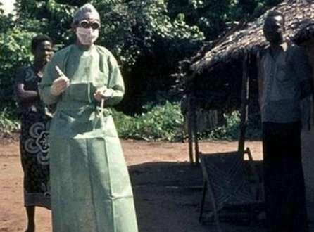Peter Piot descobriu o ebola em 1976 no Congo