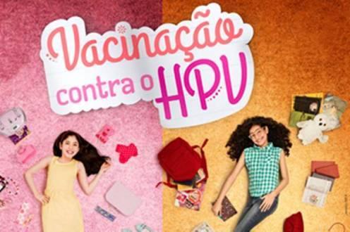 Saúde - Nova dose da vacinação contra HPV começa amanhã, dia 1º
