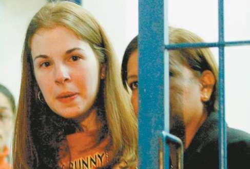 Suzane von Richthofen foi condenada a 38 anos de prisão pela morte dos pais