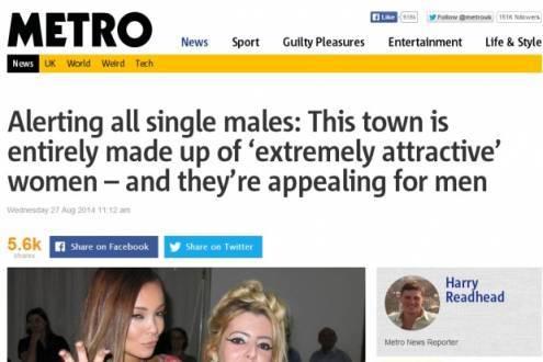 Jornais ingleses estamparam a reportagem que se replicou em jornais do mundo inteiro