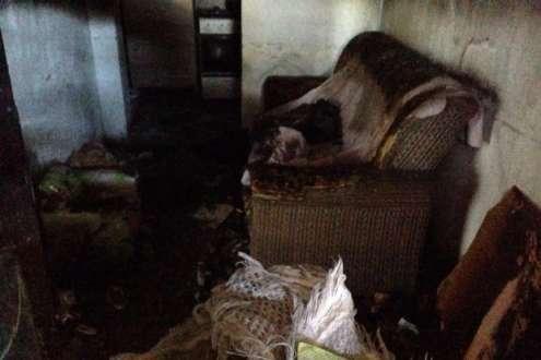 MG - Criança de três meses morre depois de incêndio em casa