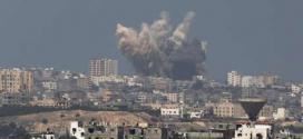 Bombardeios voltam a acontecer em Gaza após trégua de 72 horas