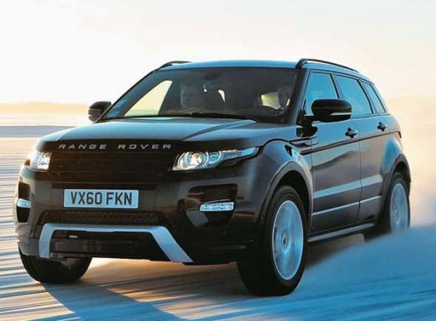 Motor - Land Rover faz recall de 46.515 veículos