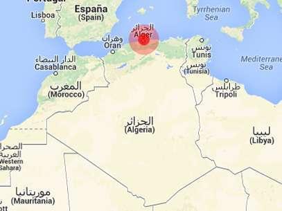 África - Pânico após terremoto deixa 20 feridos na Argélia