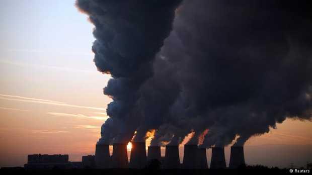 Concentração de gases que provocam o efeito estufa bate recorde em 2013