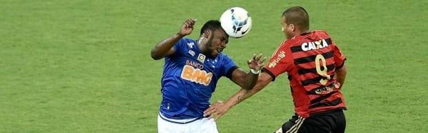 Brasileirão - Cruzeiro empata jogo com Sport