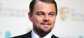 Leonardo DiCaprio ganha título de mensageiro da paz da ONU