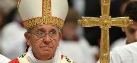 O Vaticano não forneceu detalhes sobre a reunião do papa com juiz nesta segunda
