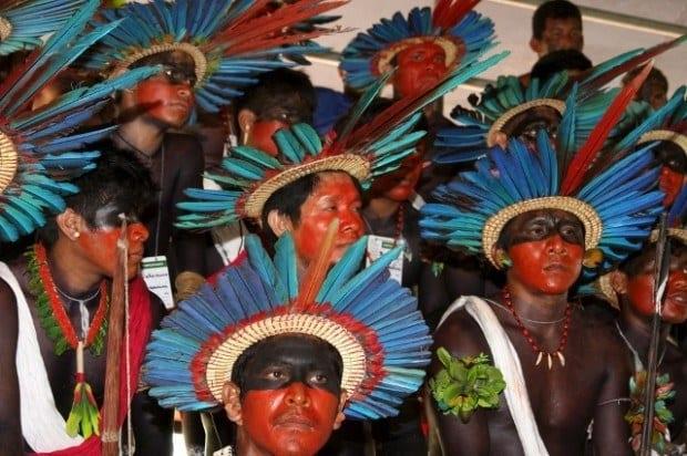 Existem cerca de cinco mil comunidades indígenas espalhadas por 90 países, segundo a ONU