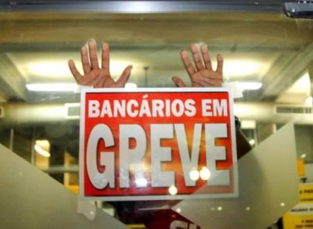 Brasil - Bancários rejeitam proposta e entram em greve a partir do dia 30